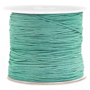 Band Macramé 0.8mm Ash green