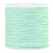 Band Macramé 0.8mm Soft turquoise green