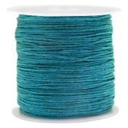 Band Macramé 0.8mm Ocean blue