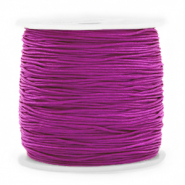 Band Macramé 0.8mm Dark orchid purple