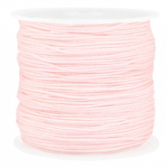 Band Macramé 0.8mm Baby pink
