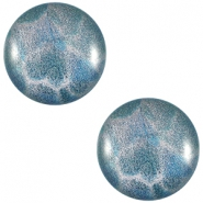 Polaris Cabochon 12 mm leopard dafne blue