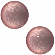 Polaris Cabochon 12 mm Paipolas matt antique pink