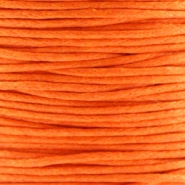 Wachskordel 1.0mm orange