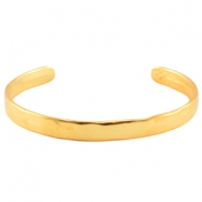 Metall DQ Armband Gold (nickelfrei)