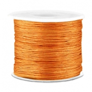 Band Macramé 0.7mm Light copper brown