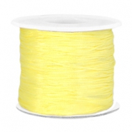 Band Macramé 0.7mm Soft yellow