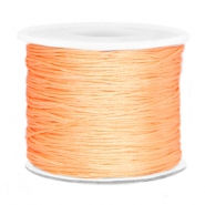 Band Macramé 0.7mm Peach orange