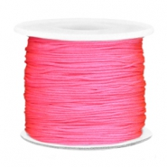 Band Macramé 0.7mm Bright pink