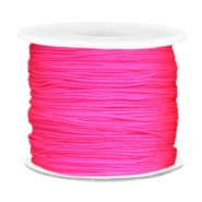 Band Macramé 0.7mm Neon pink