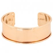 Metall DQ Basis Armband Rosegold (nickelfrei)