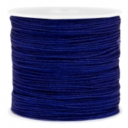 Band Macramé 0.8mm Navy blue