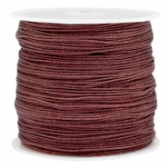 Band Macramé 0.8mm Brown