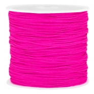 Band Macramé 0.8mm Super pink