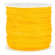 Band Macramé 0.8mm Sunflower yellow