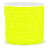 Band Macramé 0.8mm Neon yellow