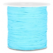 Band Macramé 1.0mm Hell blau