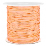 Band Macramé 1.0mm Peach orange