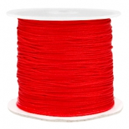 Band Macramé 0.7mm Fiery red