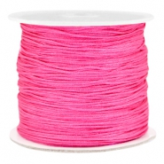 Band Macramé 0.7mm Magenta pink