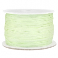 Band Macramé 0.5mm Light citrine green