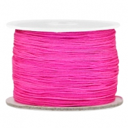 Band Macramé 0.5mm Hot pink