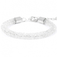 Armband Crystal diamond 7mm Crystal
