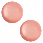 12 mm classic Polaris Elements sanft Töne shiny Cabochon Canyon rose