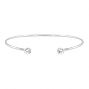 Armband Diamonds Silber