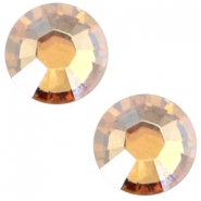Swarovski Elements flatback SS20 (4.7mm) Light colorado topaz