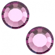 Swarovski Elements flatback SS20 (4.7mm) Amethyst purple